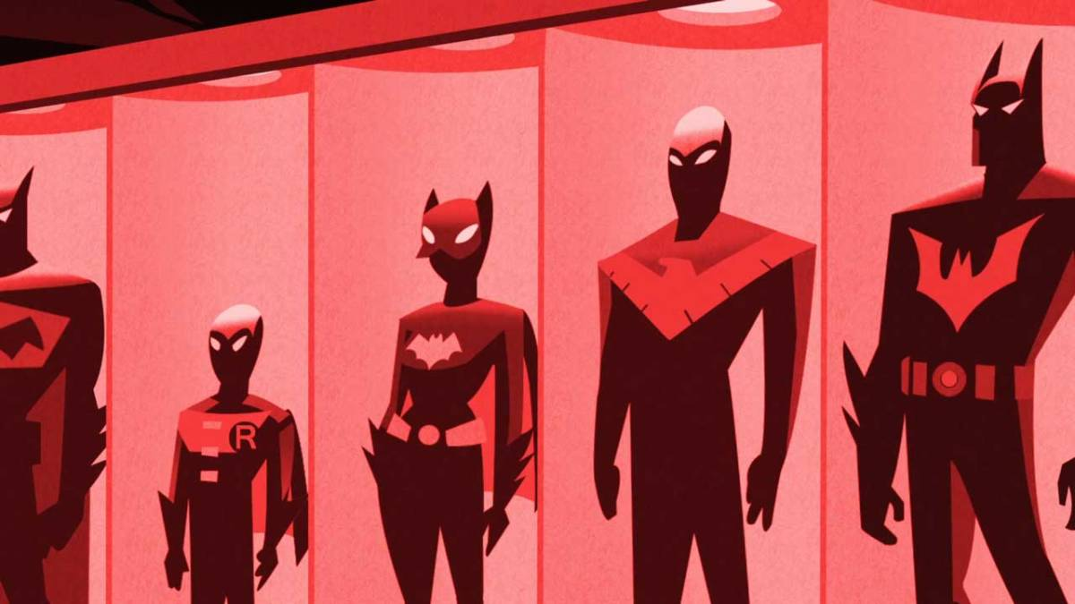 FlashBack • DC Animated BATMAN BEYOND