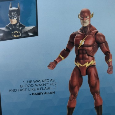 """Also in the Signature Collection line is Val Kilmer as he appeared in """"Batman Forever""""."""