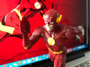 """The Flash"" Issue 4 in the DC ALL-STARS Collections."